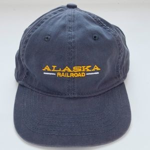 Alaska Railroad Adjustable Cap